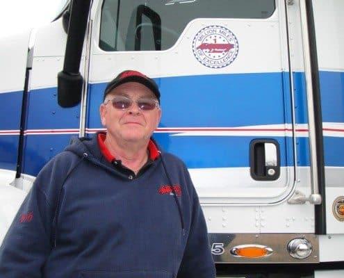 Intercity Lines Driver Bob Shaw