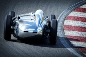 race car transportation