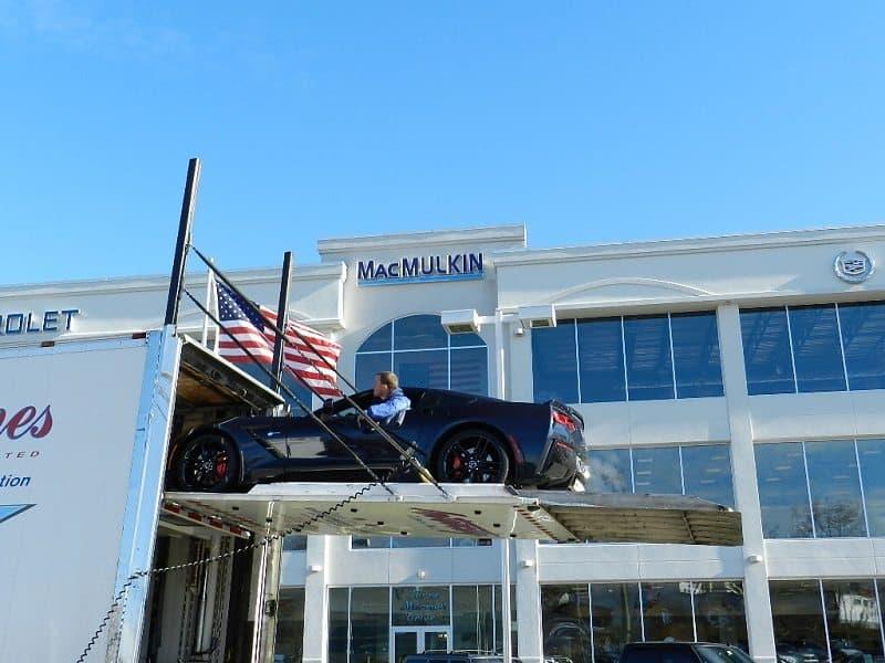 Macmulkin Corvette Intercity Lines