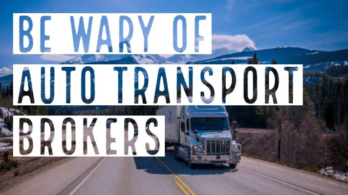 auto transport brokers
