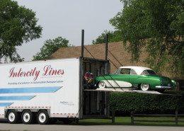 shipping a classic car