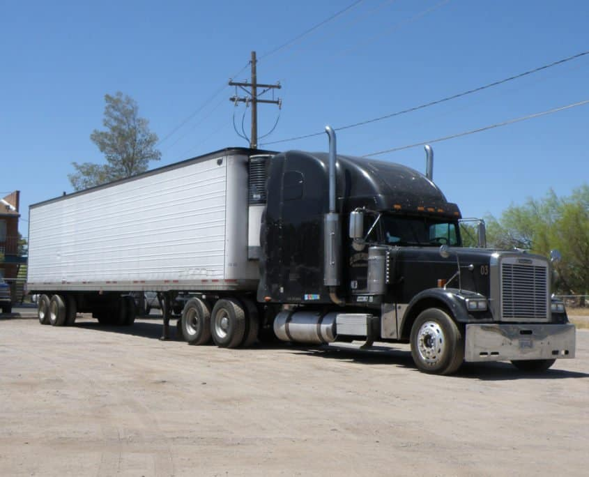 generic auto transport truck