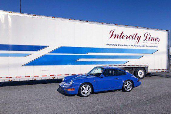 porsche 911 auto transport