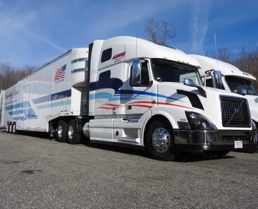 company auto transport truck