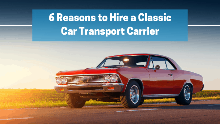 classic cars transport