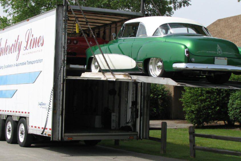 shipping a car coast to coast