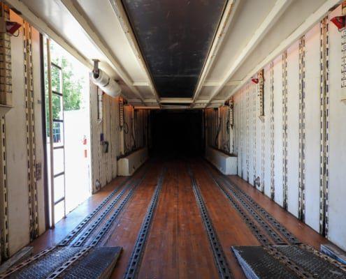 interior car carrier