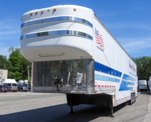 nose cone car carrier