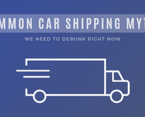common car shipping myths